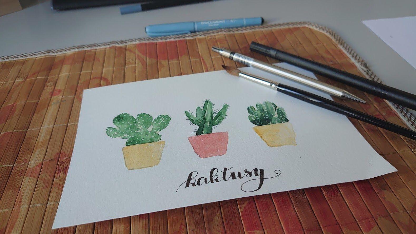 Kaktusy 1 - A
